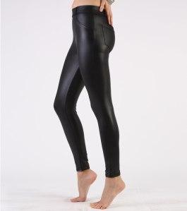 11 leggings negros