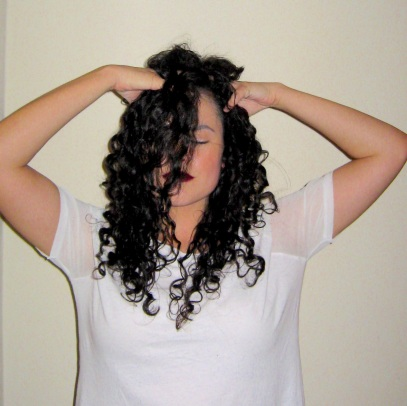 From POST: THE ART OF BEING A CURLY HAIR MASTER