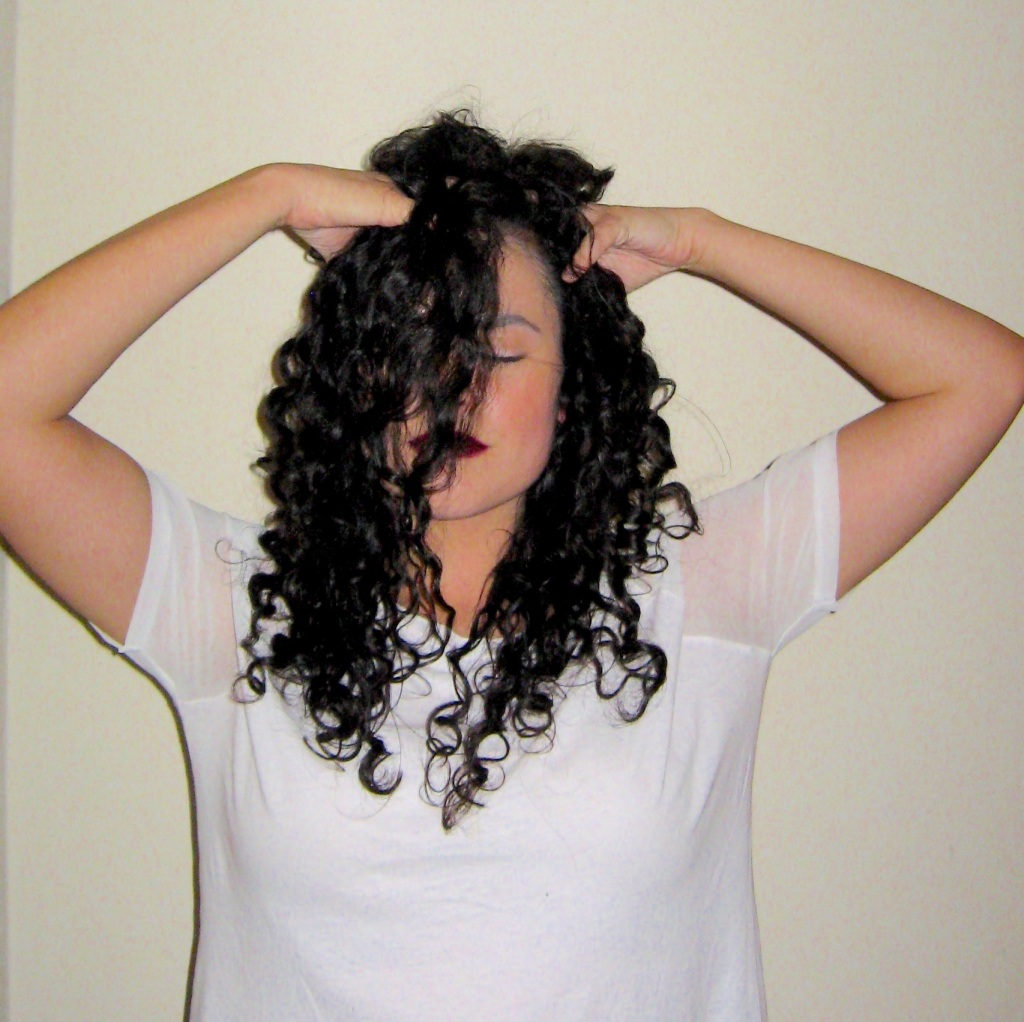 Curly inspired