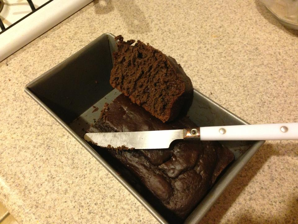 Home made chocolate sin