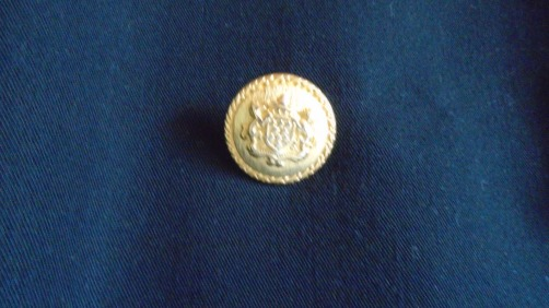 Sailor blazer button