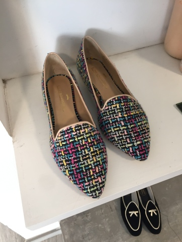 Romero+McPaul girl shoes