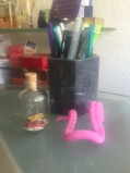 From POST: This week let's… Decorate your workspace