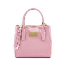 Bimba y Lola PINK SMALL TOTE BAG