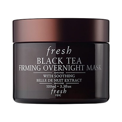 Fresh BLACK TEA FIRMING OVERNIGHT MASK