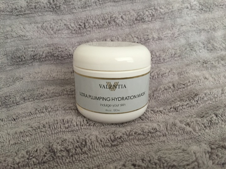 Valentia Ultra Plumping Hydration Mask Review