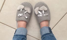 From POST: This week let's… Get new slippers