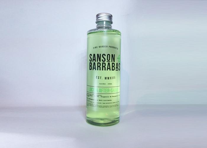 Sanson & Barrabas Locion After-Shave