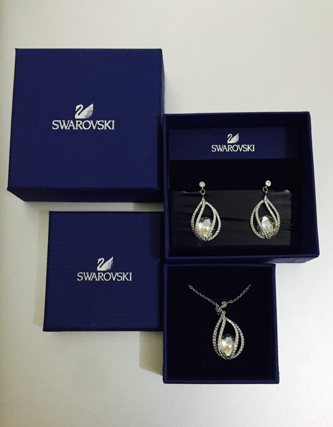 The Swarovski Set