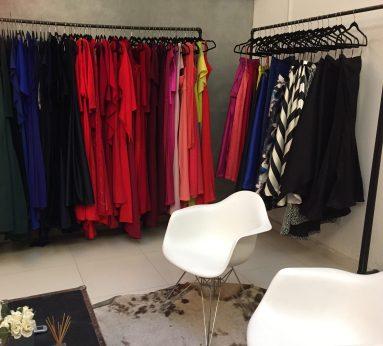Patty Koloffon fitting room