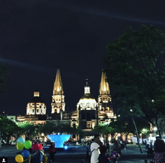 Insta Catedral GDL