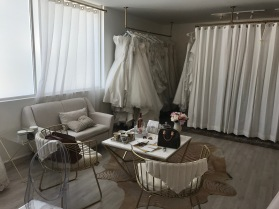 From POST: Shopping at… Etiquette Bride Experience