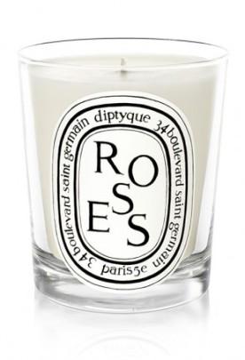 Roses Mini Candle / Roses