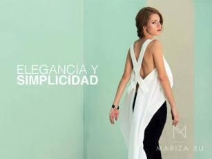 Mariza Xu Ensamble Blanco