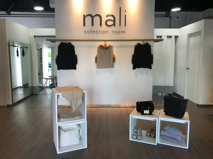 Shopping at… Mali Collection Room