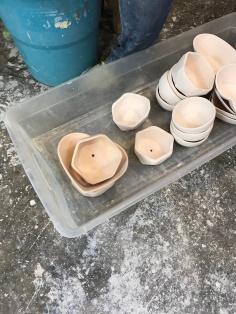 Syrihee piezas lavadas