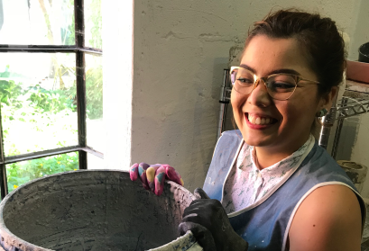 From POST: Visit to Syrihee Ceramics Workshop