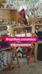 Itinerante Syrihee Ceramics
