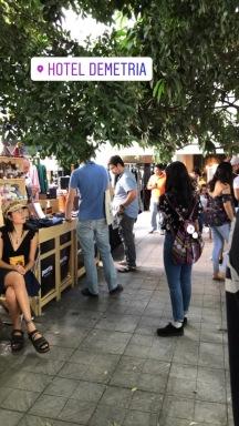 Festival de arte WIT Locacion
