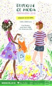 From POST: ECO-FASHION IN GUADALAJARA: TRUEQUE DE MODA