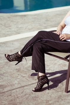 Halter shoes