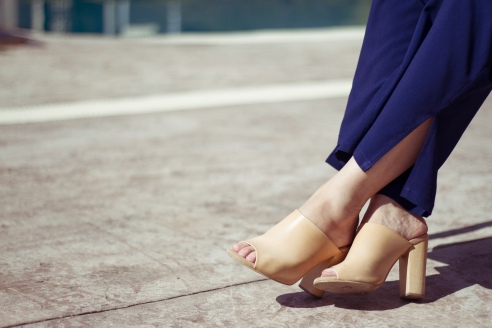 The Tuck shoes