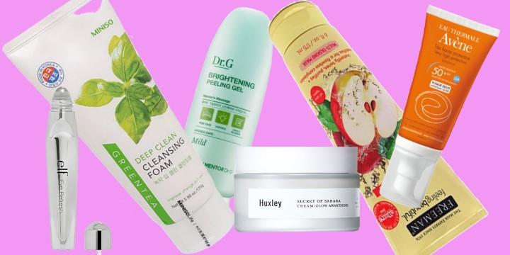 Summer Beauty Routine for GlowySkin