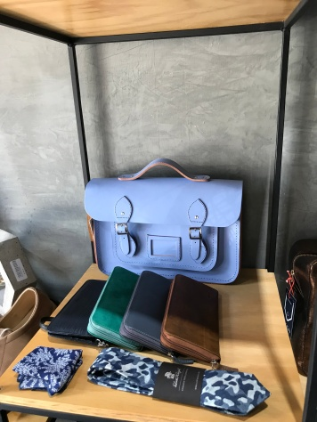Oxen leather goods