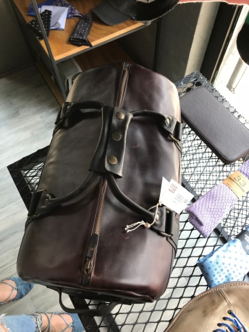Oxen Leather bag