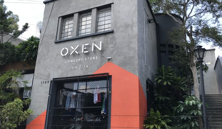Shopping at… Oxen Concept Store