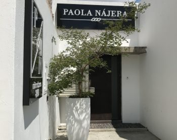 From POST: Shopping at... Paola Nájera