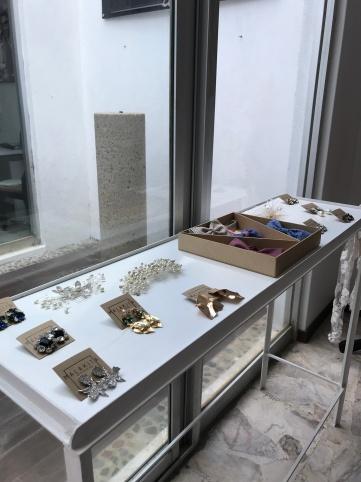 Paola Najera accessories