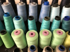 Paola Najera green thread