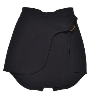 Luciana Balderrama The Afterhours Wrap Skirt